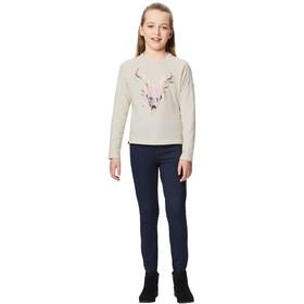 Regatta Wylie Longsleeve Shirt Meisjes, light vanilla